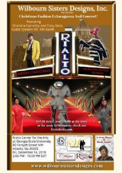 tickets DEC 14 xmas xtravaganza Atlanta